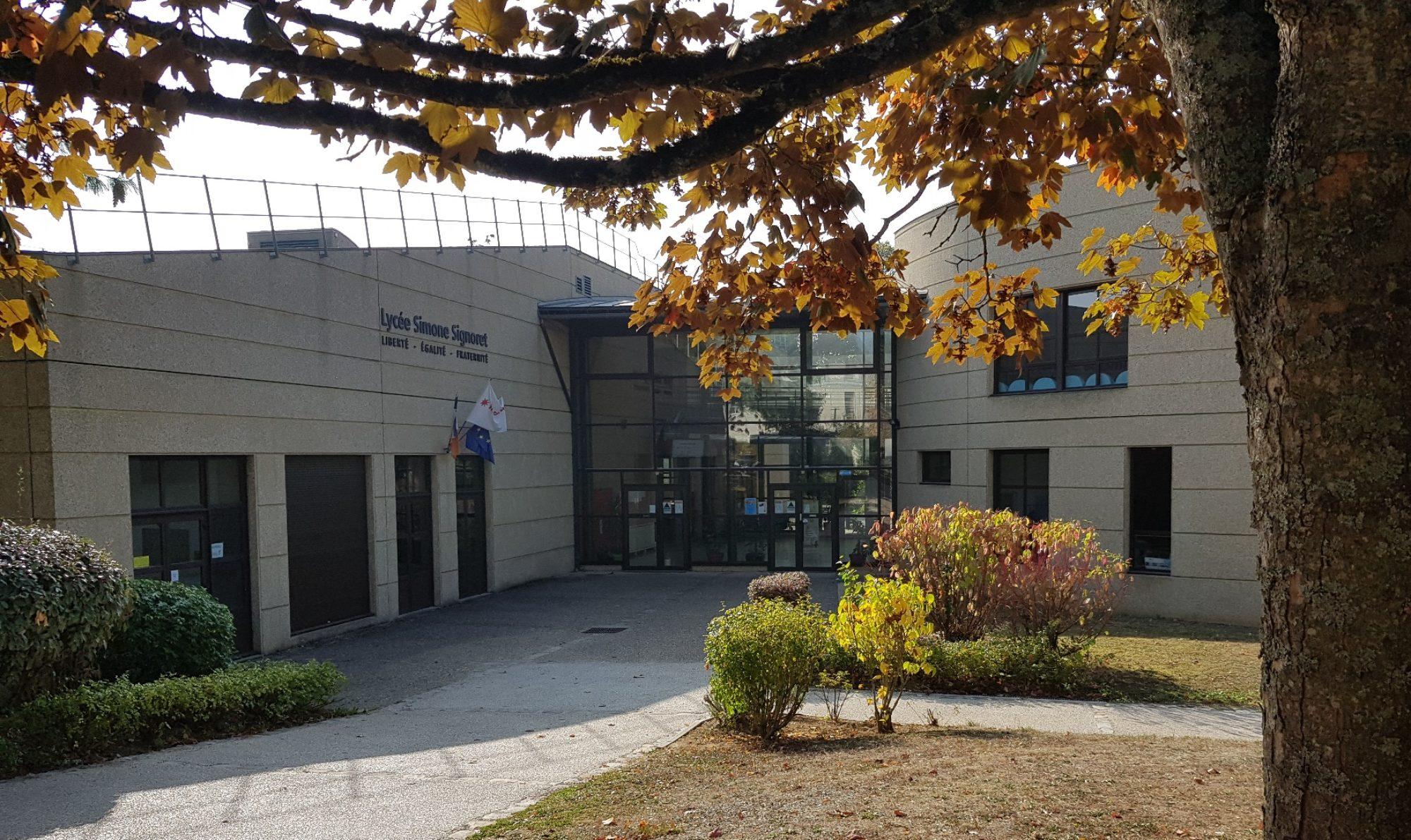 Lycée polyvalent Simone Signoret